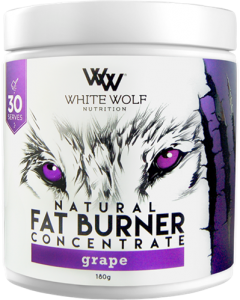 White Wolf Nutrition Natural Fat Burner