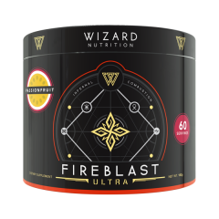 Wizard Nutrition Fireblast Ultra v2 - Powder 60 Serve