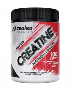 Zealea Creatine Monohydrate 500g