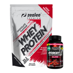 1KG Whey Fat Burning Combo