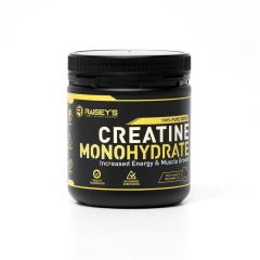 Raiseys Creatine Monohydrate Pure 100g