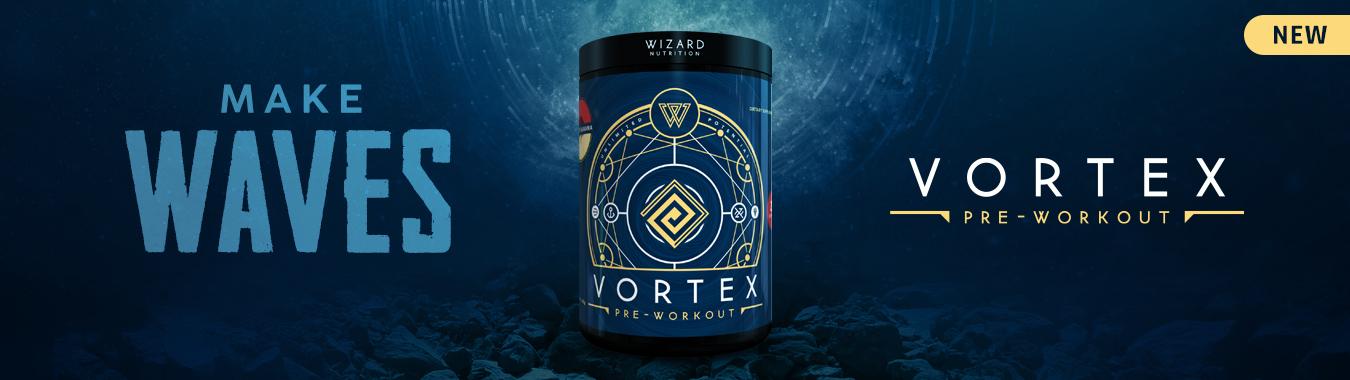 Wizard Nutrition Vortex Pre-Workout