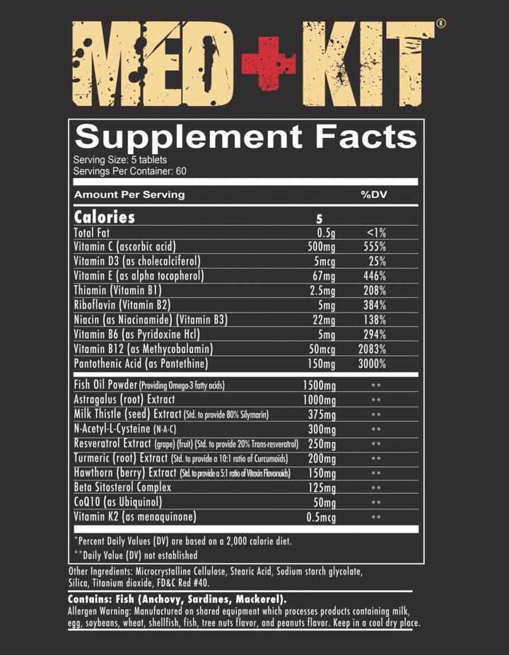Vitamin Kit