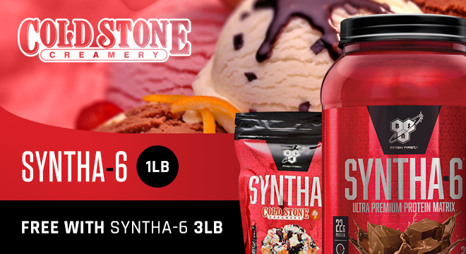 BSN Syntha 6 Supplement