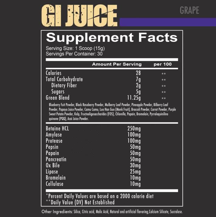 GI Juice
