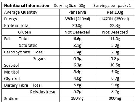 Horleys Protein 33